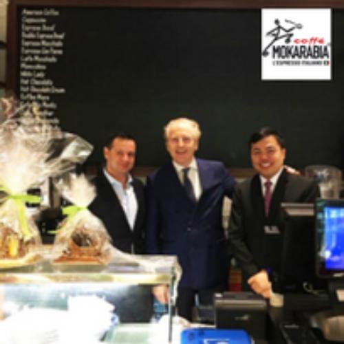 Mokarabia cresce in Medio Oriente con i Coffee Bar
