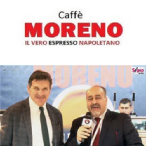 SIGEP 2017 – Intervista con C. Percuoco di Caffè Moreno