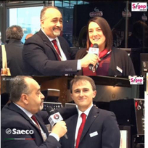 SIGEP 2017 – Interviste allo stand della SAECO V&P