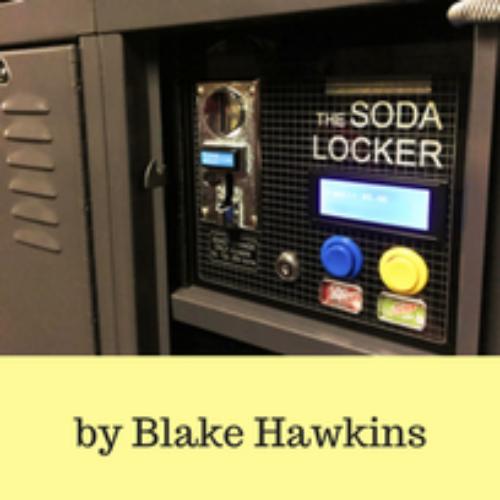 L'armadietto della scuola diventa una vending machine