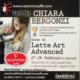 Alla Valentino Caffè il corso di Latte Art di Chiara Bergonzi
