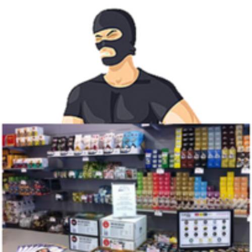 """Rapina a mano armata al negozio """"Cialde e Cialde"""" di Prato"""