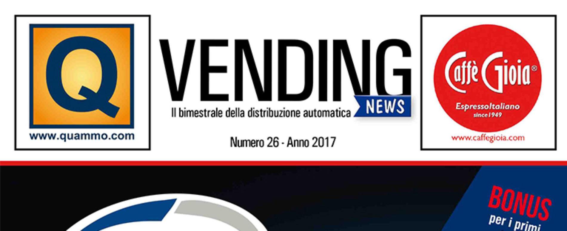 Rivista Vending News – Leggi il numero 26