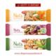 NUTS. Le barrette novità di Dispensa Zaniboni