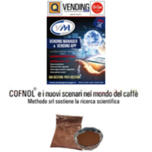 COFNOL®. Dalla ricerca nuovi campi d'applicazione per il caffè