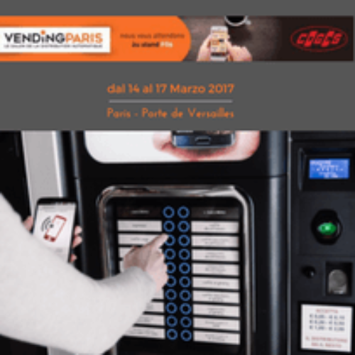 "A Vending Paris Coges punta sul ""Vending Intelligente"""