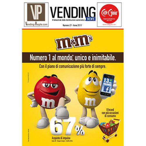 Rivista Vending News – Leggi il numero 27