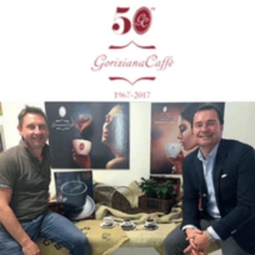 Goriziana Caffè compie 50 anni e lancia nuovi progetti