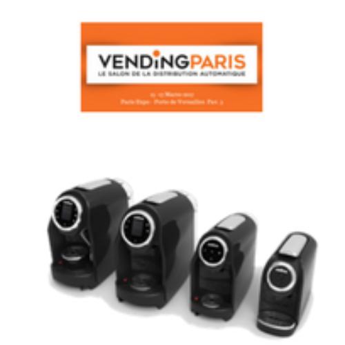 Lavazza a Vending Paris: qualità, innovazione, design