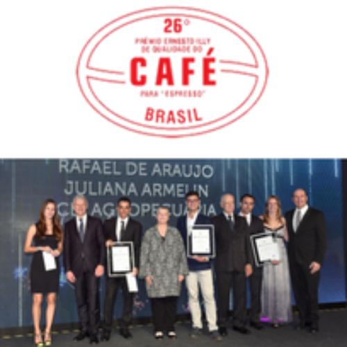Al Minas Gerais il 26° Premio Ernesto Illy