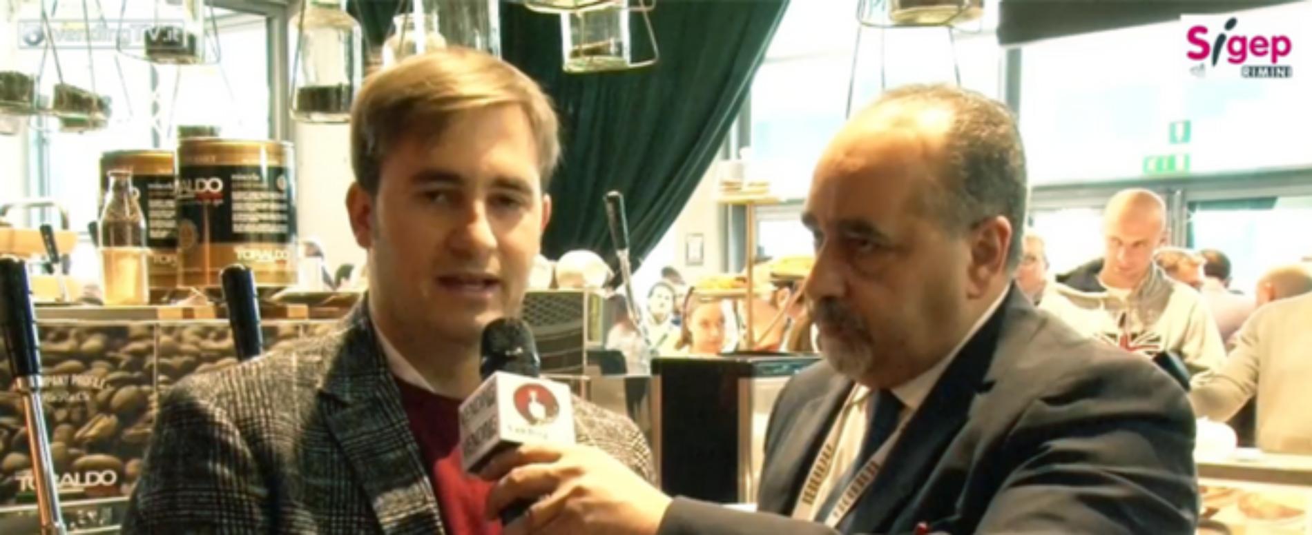 SIGEP 2017 – Intervista con M. Simonetti di Caffè Toraldo