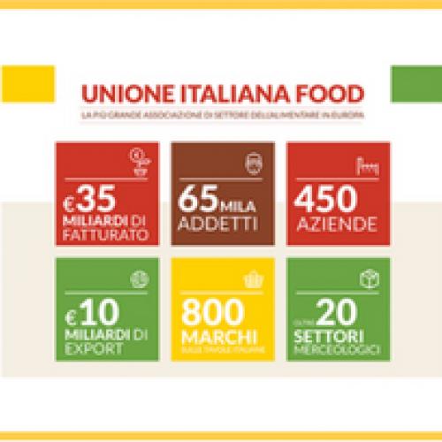 È nata l'Unione Italiana Food