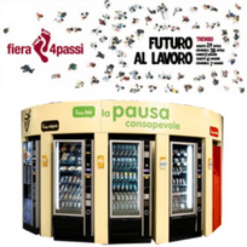 """""""Futuro al lavoro"""". Vending e Sostenibilità"""