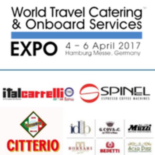 Italcarrelli, Spinel, Citterio e G. Cova partner al WTCE