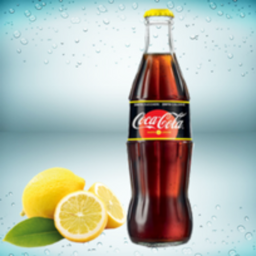 La Coca-Cola al limone disponibile anche in Italia