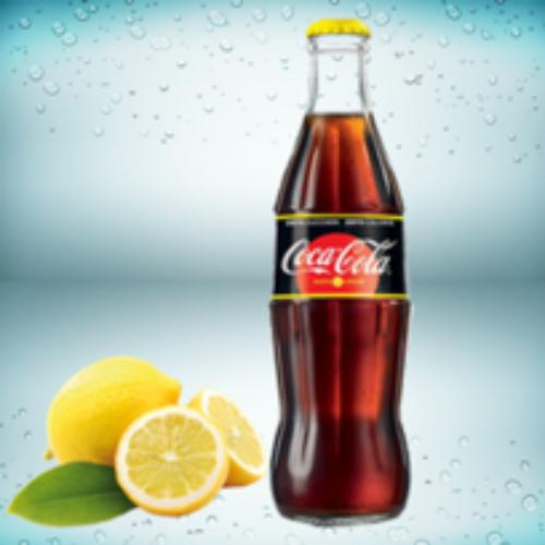 La Coca-Cola al limone disponibile anche in Italia