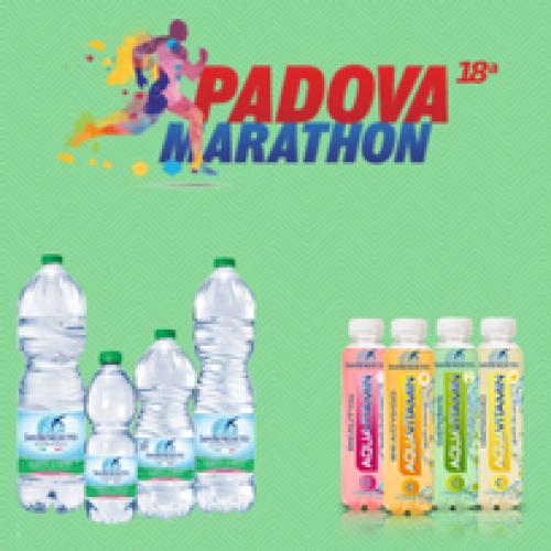 San Benedetto sponsorizza la Padova Marathon