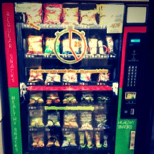 Alimentazione sana: arriva il distributore automatico intelligente
