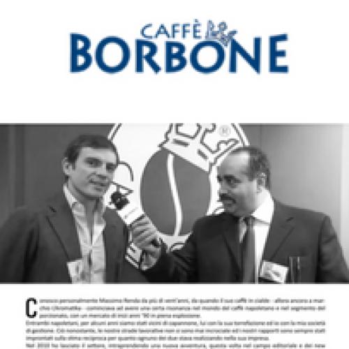 Numeri straordinari per Caffè Borbone
