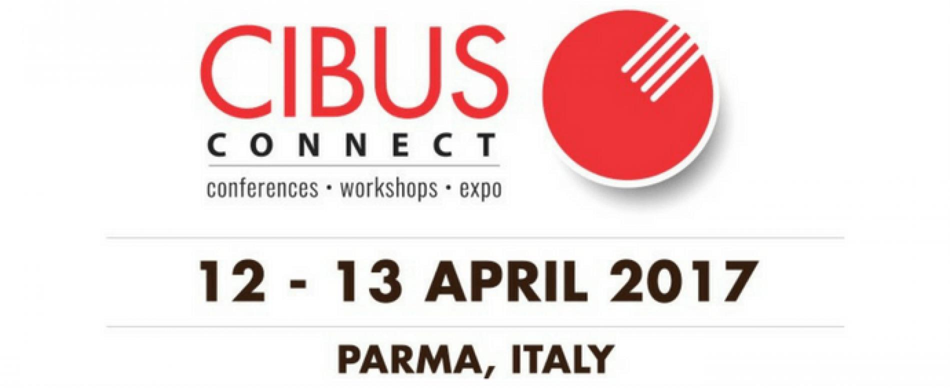 Apre oggi a Parma Cibus Connect, la fiera del Food