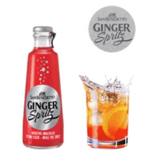 San Benedetto presenta Ginger Spritz