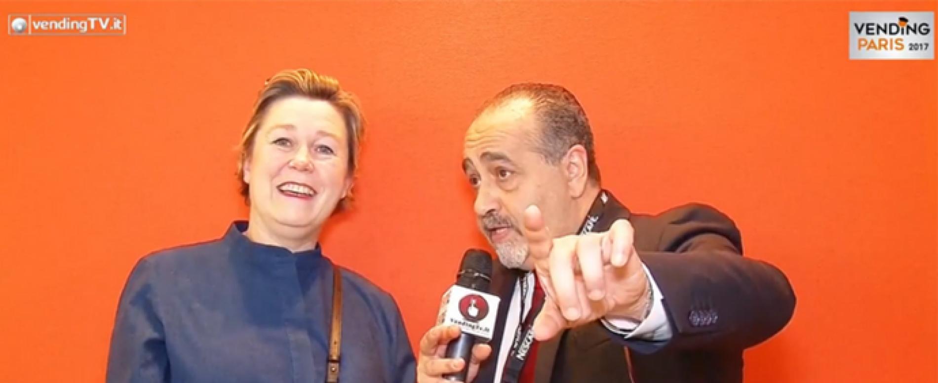 Vending Paris 2017. Intervista con la direttrice S. Gaudy