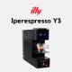Y3, la macchina da caffè illy pensata per i giovani