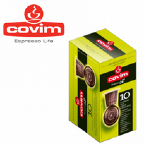 Covim: certificazione bio per il caffè in capsule