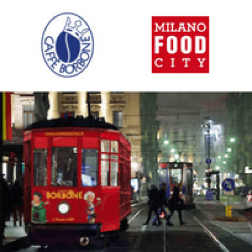 Caffè Borbone protagonista di Milano Food City