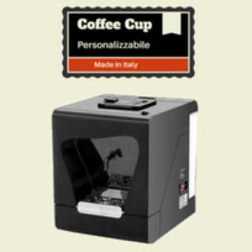 Coffee Cup. Una nuova macchina per caffè a capsule