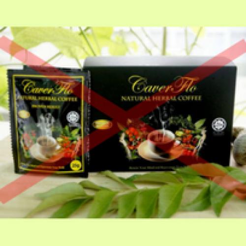 Natural Erbal Coffee il caffè afrodisiaco ritirato dal mercato