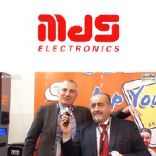 Vending Paris 2017. Intervista con S. De Payevsky di MDS