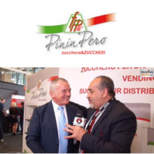 Vending Paris 2017. Intervista allo stand Pinin Pero