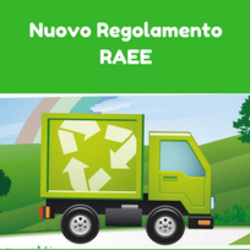 Ecolight risponde alla nuova normativa sui RAEE