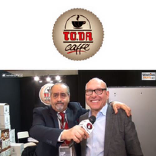 Vending Paris 2017. Intervista con G. Toscano – TO.DA Caffè