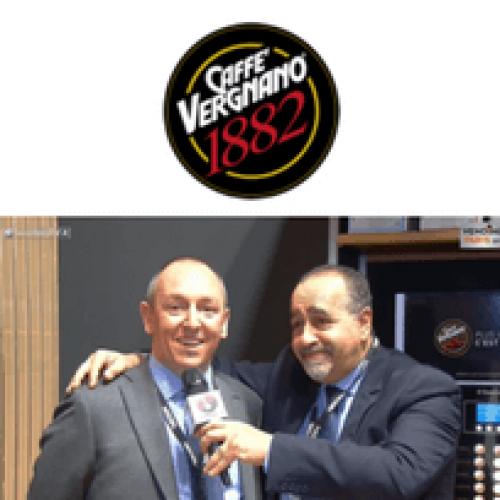 Vending Paris 2017. Intervista allo stand Caffè Vergnano