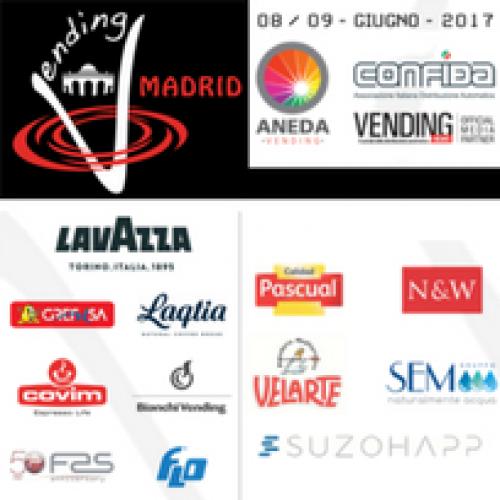 Vending Madrid. Ecco il programma dell'evento!