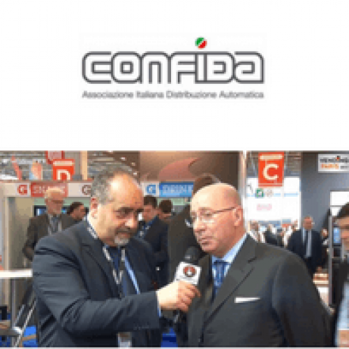 Vending Paris 2017. Intervista col presidente di CONFIDA