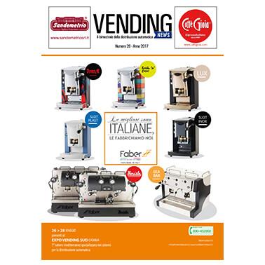 Rivista Vending News – Leggi il numero 28