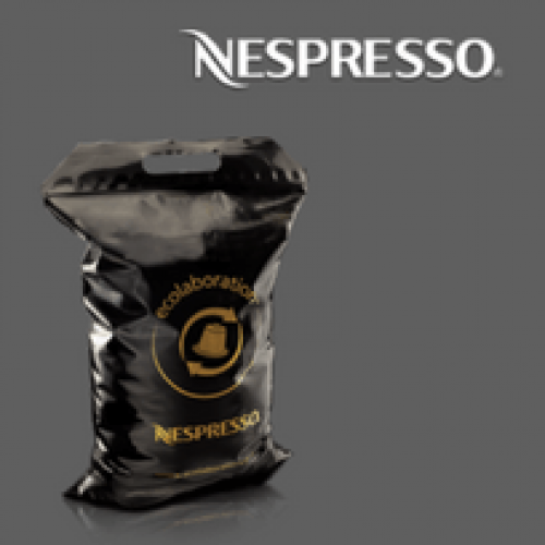 Nespresso: arriva in Italia la recycling bag