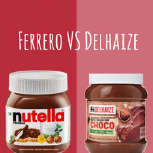 Ferrero vince la battaglia legale contro Delhaize