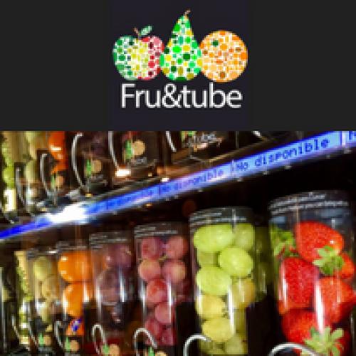Fru&tube porta la frutta nel vending