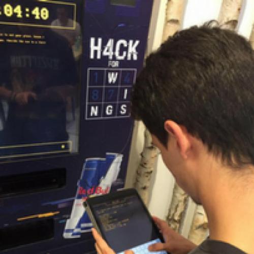 Dalla Redbull alla CIA è tempo di hacker nel vending