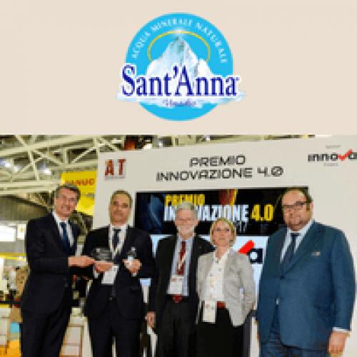 Va al Gruppo Sant'Anna il Premio Innovazione 4.0