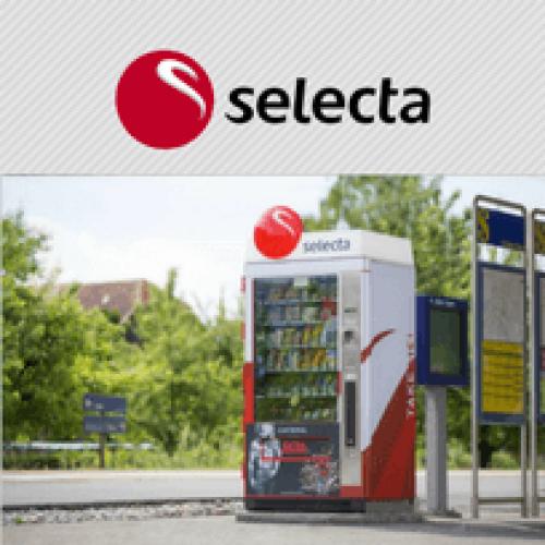 In Svizzera i distributori Selecta diventano più smart