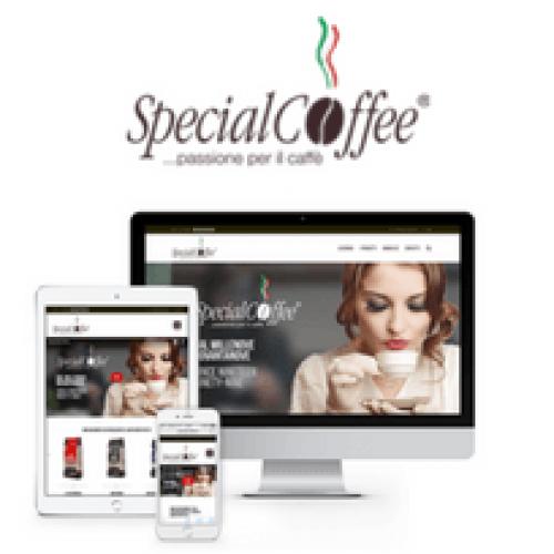 Il nuovo www.specialcoffee.it. È nuovo. È SpecialCoffee.