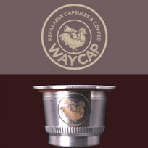 WayCap, la capsula per caffè ricaricabile