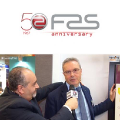 Vending Paris 2017. Intervista con G. Bononi di FAS