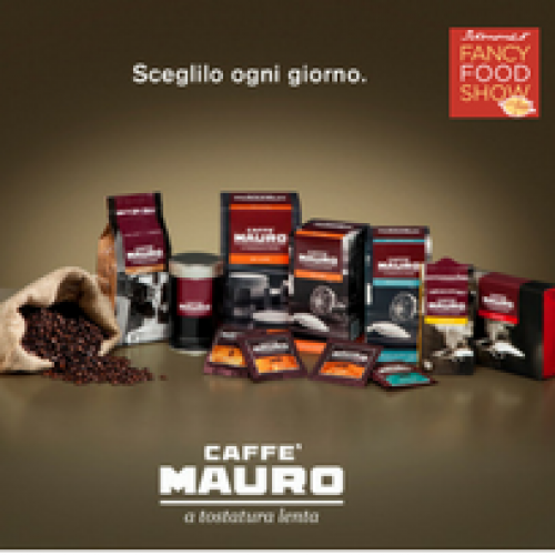 Caffè Mauro in scena al Summer Fancy Food di New York