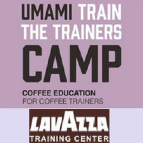 L'Umami Train the Trainers Camp al Training Center Lavazza